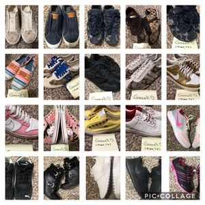 Shoes - Sneakers several sizes 5 - 6.5